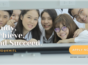 Study, Achieve, and Succeed at MD@KMITL
